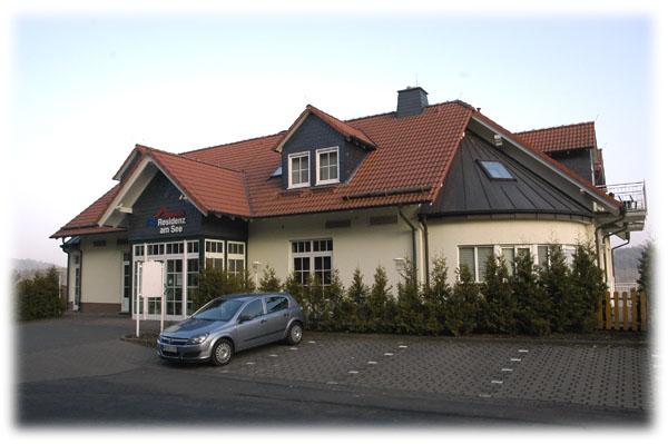 Stauseerestaurant und Hotel in Seibelsdorf